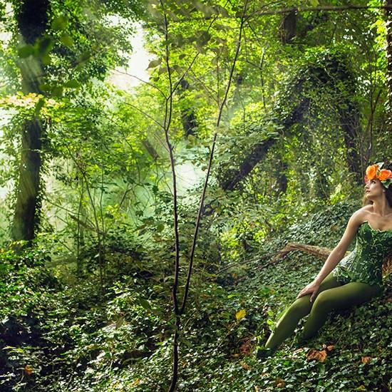 Poison Ivy - Costume